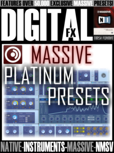 Native Instruments Massive Platinum Presets