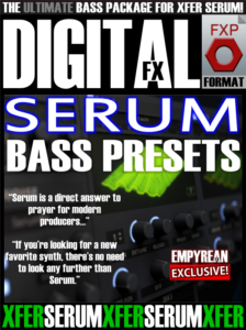 Xfer Serum Bass Presets