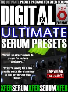 Ultimate Xfer Serum Presets