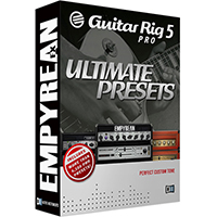 Guitar Rig 5 Pro Ultimate Presets